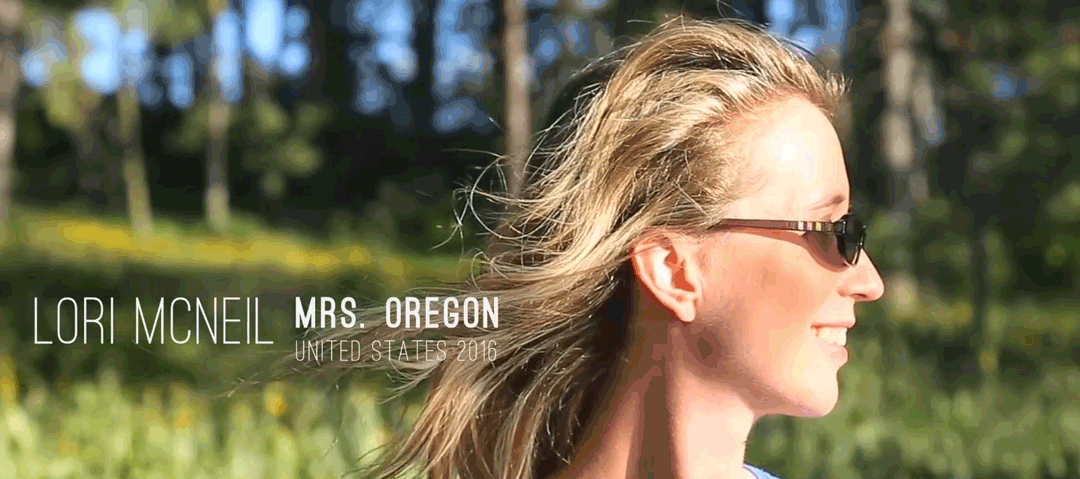 Lori McNeil Video Profile – Mrs. Oregon 2016 for Mrs. USA