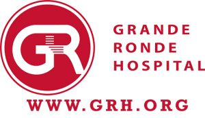 "Grande Ronde Hospital ""Big city medicine. Home town care."""