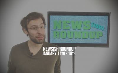 Weekly Newsish Roundup, January 11, 2017