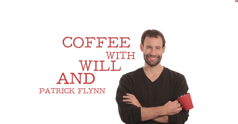 La Grande Alive TV - Coffee With Will and Patrick Flynn