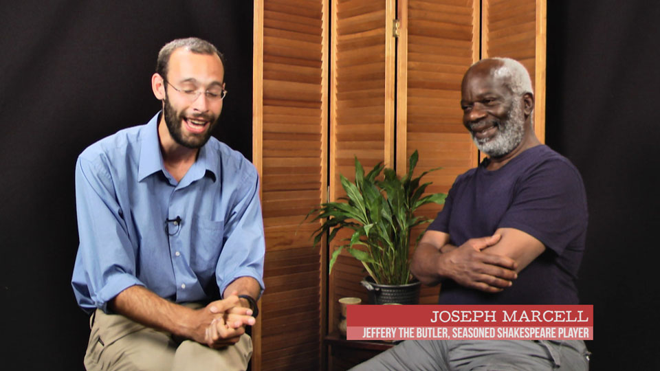 Coffee With Will and Joseph Marcell