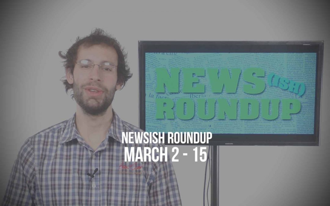 MedQuesting – Weekly Newsish Roundup: March 2 – 8