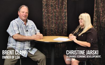 Brent Chats With Christine Jarski
