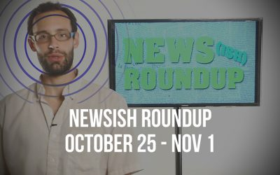 CHEAP TELEVISION AND NATURAL MEDICINE – Weekly Newsish Roundup