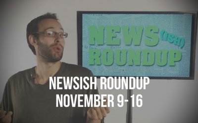 SWING, JAZZ AND A WHOLE LOTTA BARKS – Weekly Newsish Roundup
