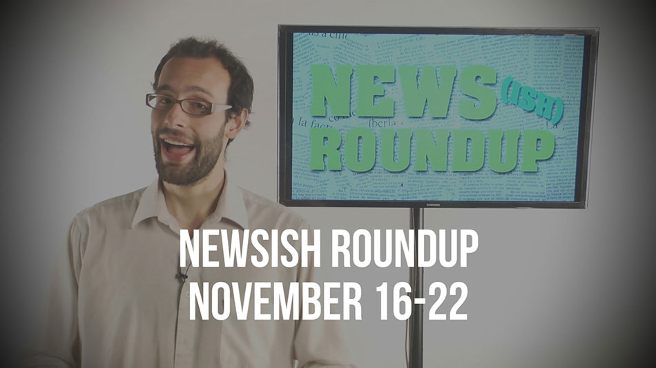 THE UNDERGROUND OPENS, LIBERTY GETS BIG BUCKS – Weekly Newsish Roundup