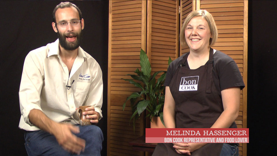 Coffee With Will and Melinda Hassenger