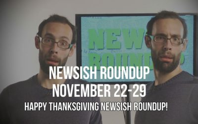 TURKEYS, WINS AND SHOP SMALL BUSINESSES – Weekly Newsish Roundup
