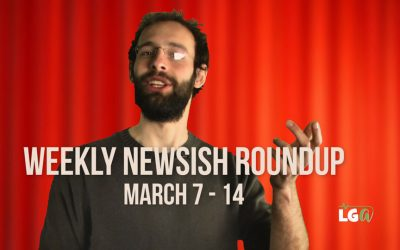 Derbys, Attorneys, and Monologues – Weekly Newsish Roundup