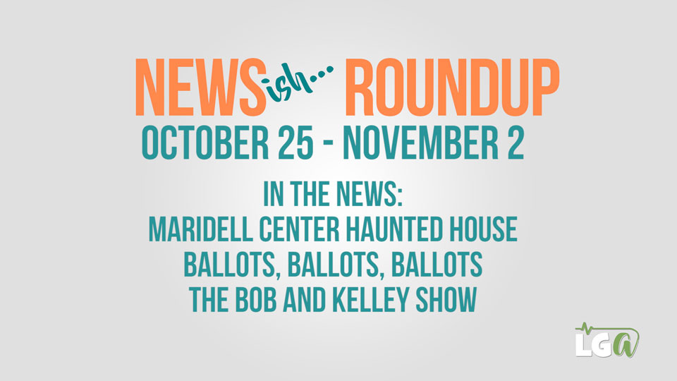 Weekly Newsish Roundup LIVE! October 26 – November 2