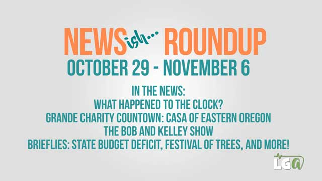 Newsish Roundup LIVE November 29 – December 6, 2018