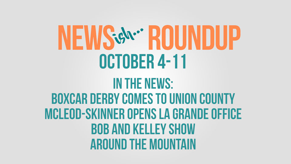 Weekly Newsish Roundup LIVE! October 4-11