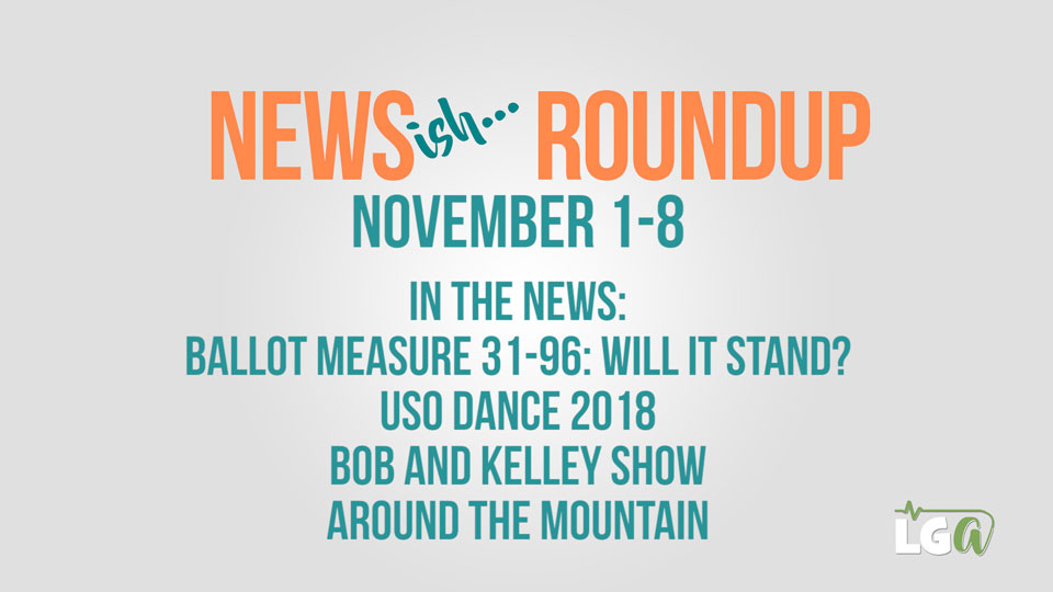 Weekly Newsish Roundup LIVE! November 1-8
