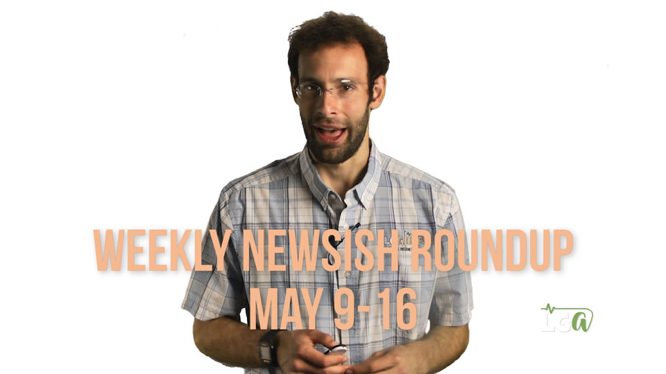 Weekly Newsish Roundup LGA TV